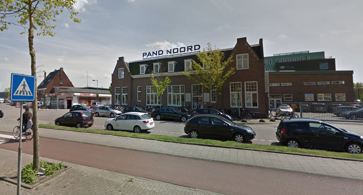 Pand Noord - Amsterdam